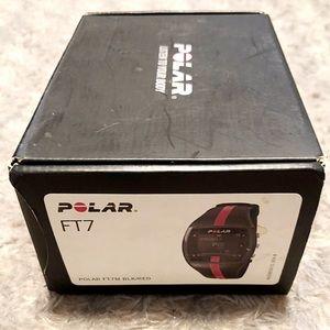 polar Accessories - Polar FT7 watch paid $165 Excellent condition